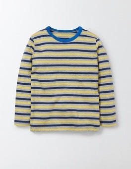 Beacon and Canteloupe Stripe Fun Stripe T-shirt