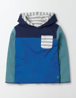 Reversible Hooded T-shirt