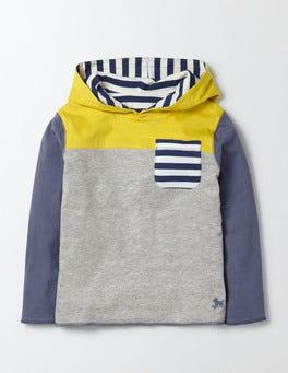 Canteloupe Reversible Hooded T-shirt