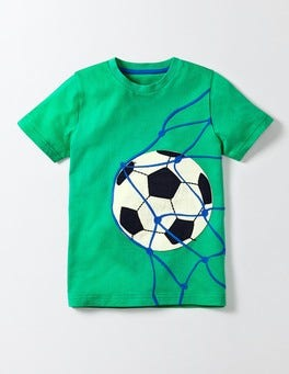 Astro Green Sports T-shirt
