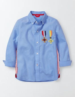 Wave Blue Bonaparte Shirt