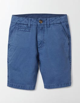Cornish Blue Chino Shorts