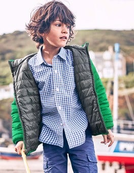 Reversible Chilly Days Jacket