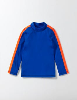 Noble Blue Rash Vest