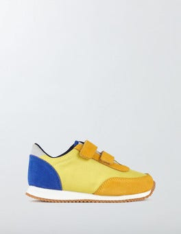 Banana Split Suede Sneakers