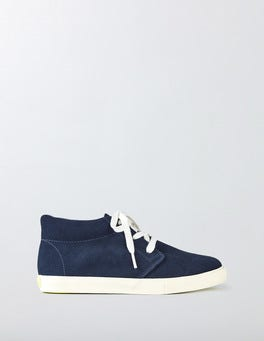 Suede Lace Ups