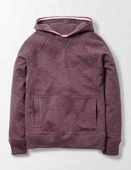 Burnt Aubergine Surf Hoody