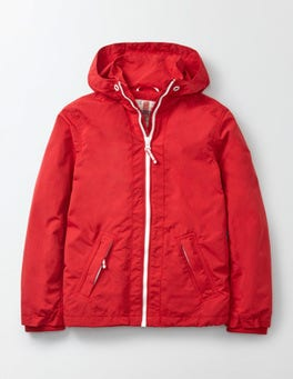 Engine Red Sailing Jacket