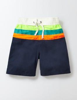 Navy Poolside Shorts