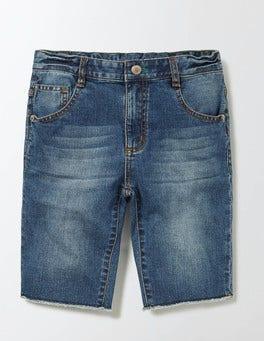 Mid Vintage Denim Shorts