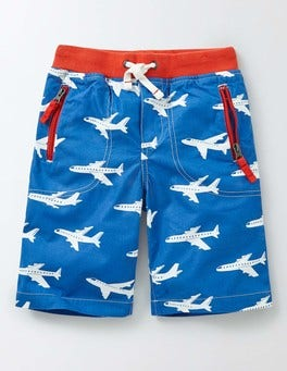 Skipper Planes Adventure Shorts
