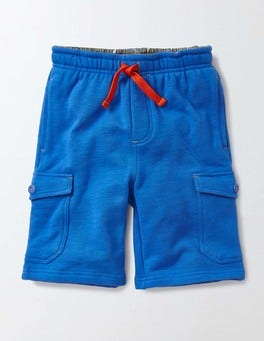 Jersey Cargo Shorts