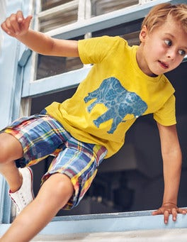 Summer Cargo Shorts