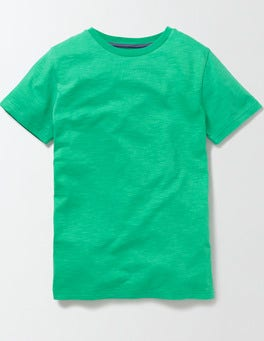 Mint Slub Washed T-shirt
