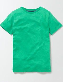 Mint Slub Washed T-Shirt