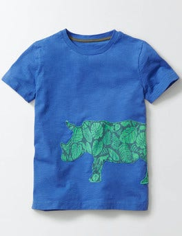 Patchwork Animal T-shirt