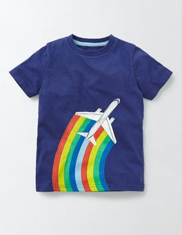 Starboard Super Plane Novelty Travel T-Shirt