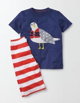 Starboard Logo Pyjama Set