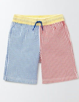 Salsa Stripe Swim Shorts