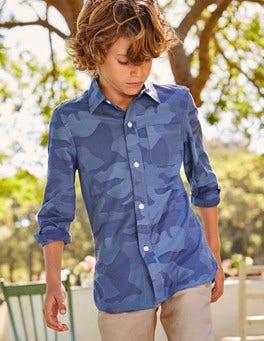 Blues Shirt