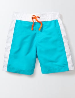 Fresh Blue Poolside Shorts