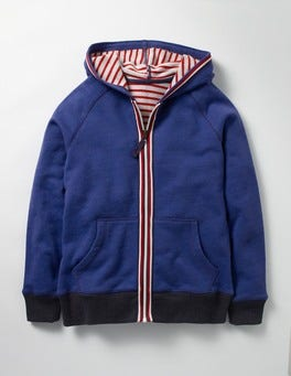 Essential Zip-up Hoodie