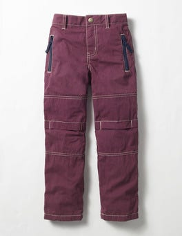 Purple Dusk Lined Skate Trousers