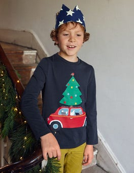 Festive Vehicle T-shirt
