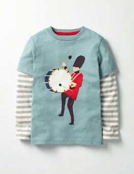 Layered Festive T-shirt