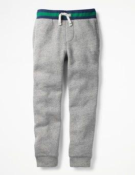 Grey Marl Jaspé Everyday Joggers