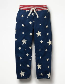 Beacon Blue Stars Fun Track Pants