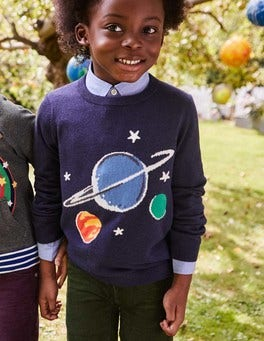 Space Crew Jumper