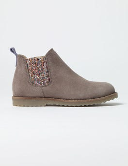 Almond Brown Chelsea Boots