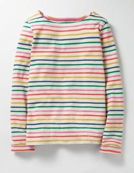 Rainbow Breton Breton T-shirt