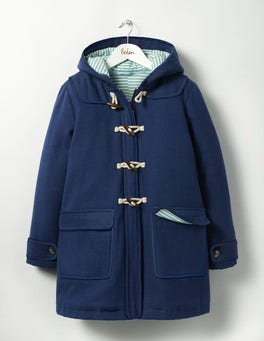 School Navy The Duffle Coat