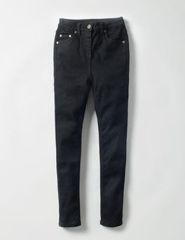 Black Superstretch Skinny Jeans