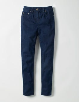 Dark Denim Superstretch Skinny Jeans