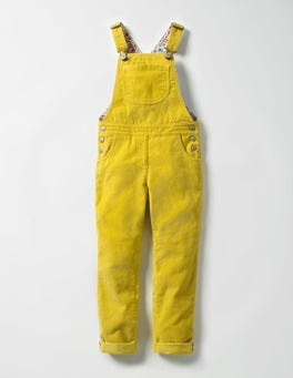 Sunshine Yellow Adventure Dungarees