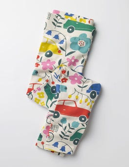 Blooming Traffic Fun Leggings