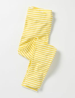 Sweetcorn Yellow/Ecru Fun Leggings