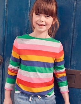 Colourfully Stripy T-shirt