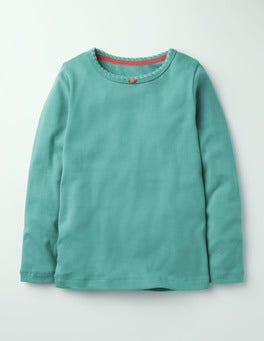Duck Egg Blue Pretty T-shirt