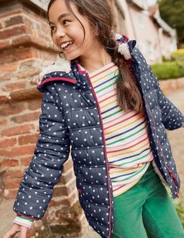 Cosy Two-in-one Padded Jacket