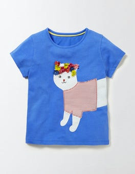 Skipper Cat Animal Pal T-Shirt