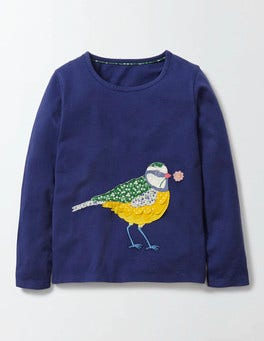 Wildlife Patchwork T-shirt
