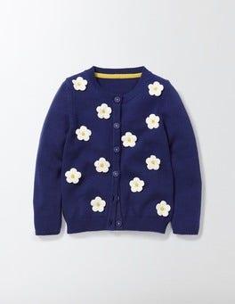 Starboard Floral Cardigan