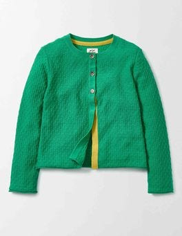 Wasabi Green Pretty Cardigan