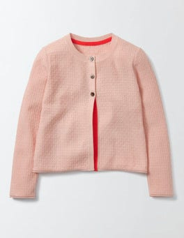 Chalky Pink Pretty Cardigan