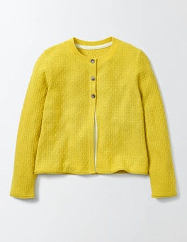 Mimosa Yellow Pretty Cardigan