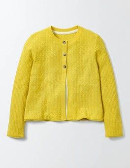 Mimosa Yellow Pretty Cardigan
